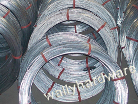 Hot-Dip Galvanized Wire